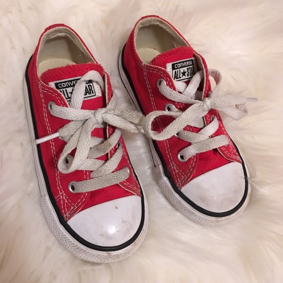red converse toddler size 8 Online